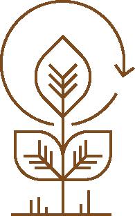icon describing sustainability